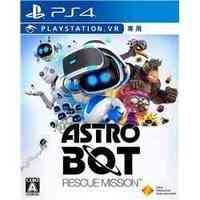 [PS4ソフト] ASTRO BOT;RESCUE MISSION(VR専用) [PCJS-66026]の画像